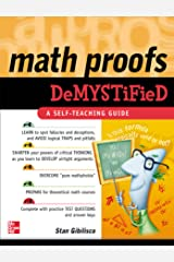 Math Proofs Demystified Kindle Edition
