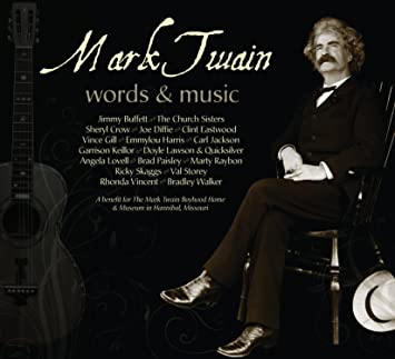 mark twain words music