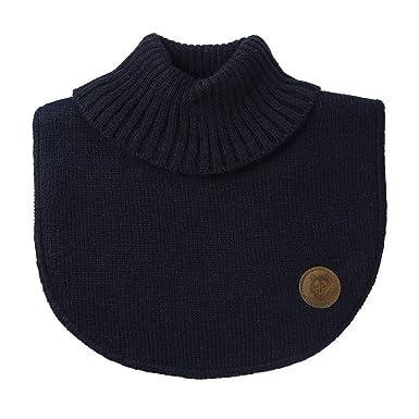 e9e96965a7 YiZYiF Bufanda De Cuello Niño Bufanda de punto unisex Invierno Cuello falso  Jersey Suave Bufanda De
