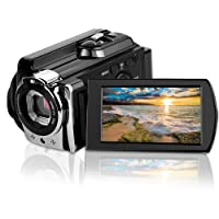 "CamKing 6053 24MP HD 1080P Wifi 3.0"" LCD Touch Screen Digital Video Camcorder Infrared Night Vision Camera"