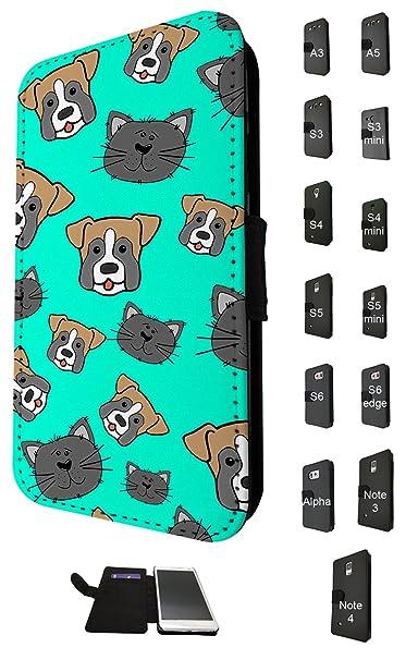 1504 - perro casebomb de moda y gatos mascotas Samsung ...