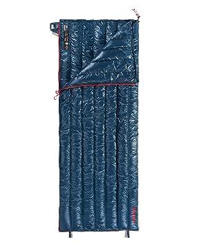 Naturehike Ultraligero de plumón de Ganso Blanco Rectangular Sacos de Dormir de Invierno 2 ℃ Límite (Azul Marino - Invierno): Amazon.es: Deportes y aire ...