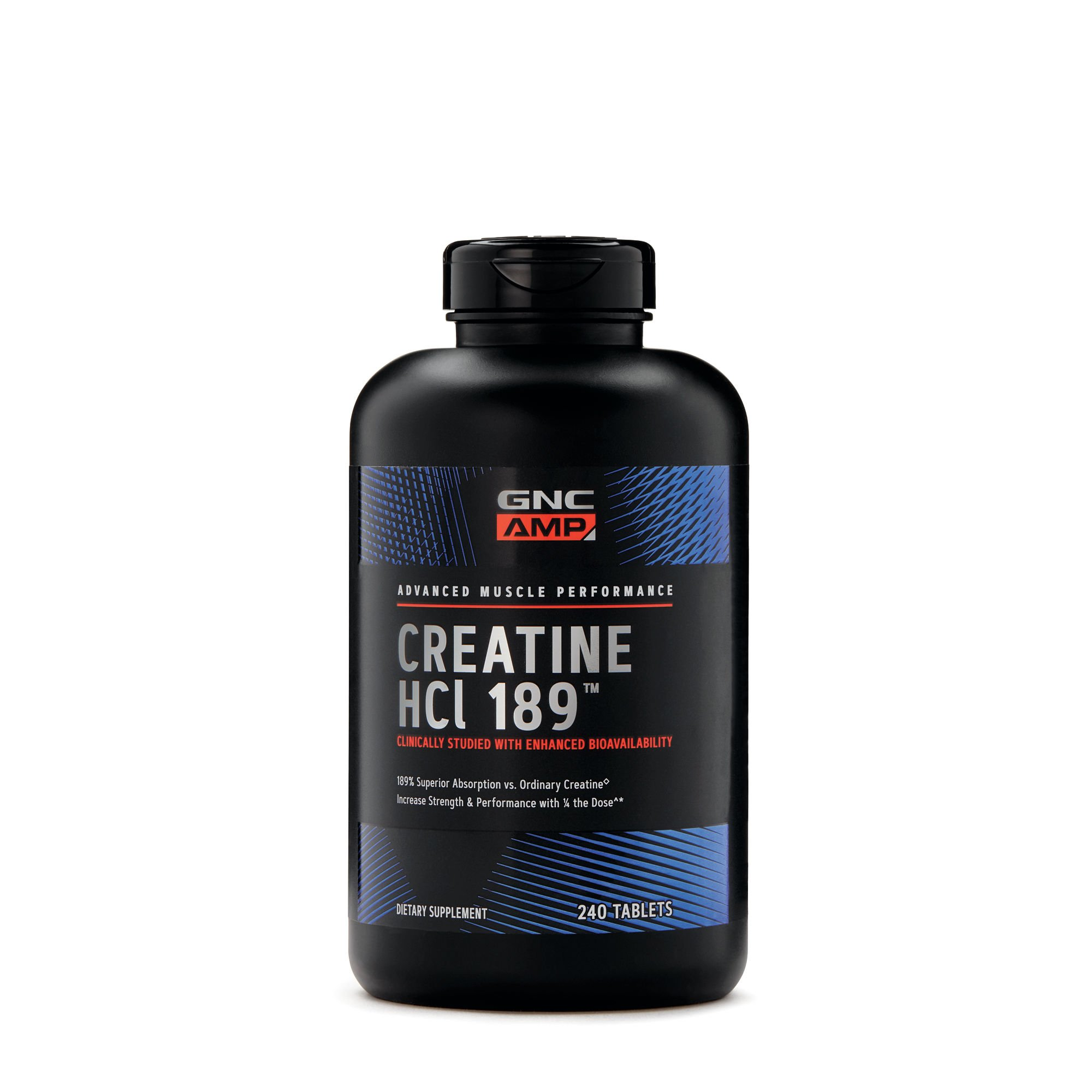 GNC AMP Creatine HCl 189 - Twin Pack by GNC (Image #3)