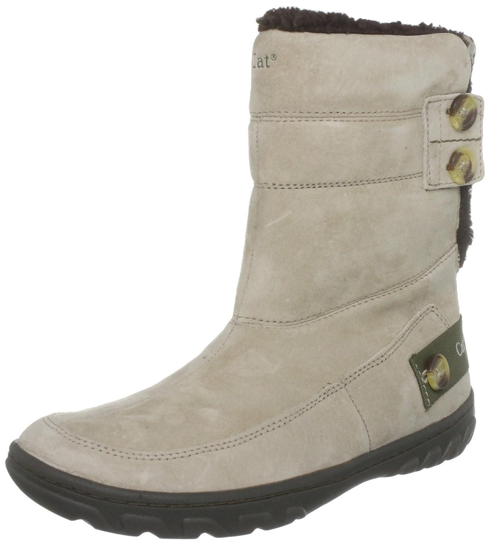 Cat Footwear SHAYNA - Botas planas, talla: Negro, Color 38 Beige