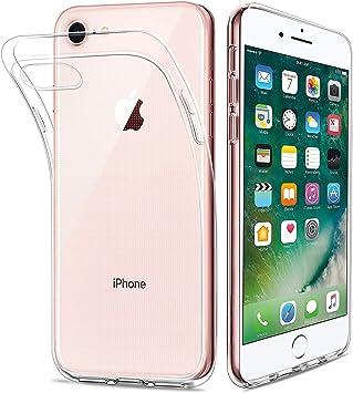 coque silicone transparent iphone 7