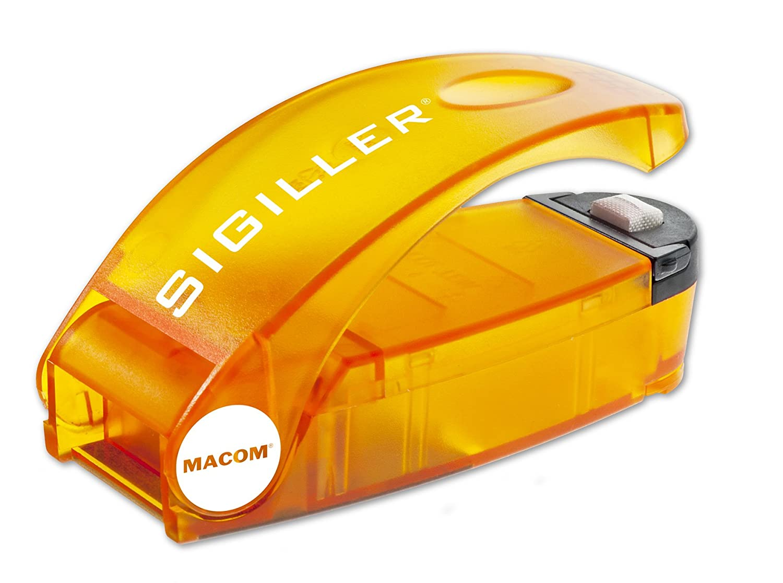 Macom 801N Sigilla Sacchetti Universale 801C sigillatore; sacchetti
