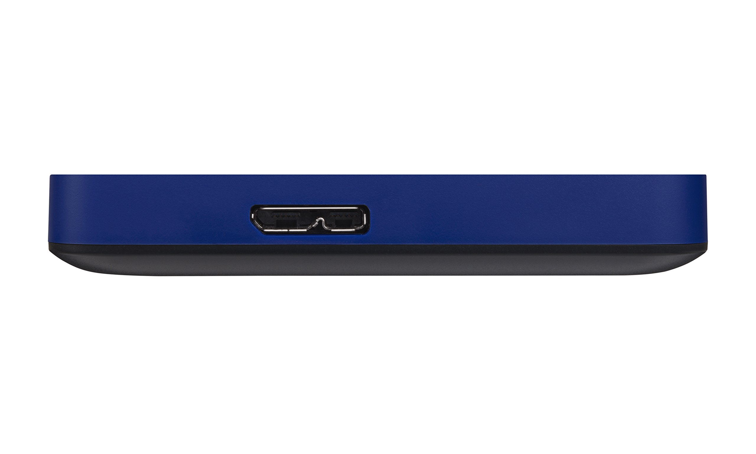Toshiba Canvio Advance 1TB Portable External Hard Drive USB 3.0, Blue (HDTC910XL3AA) by Toshiba (Image #5)