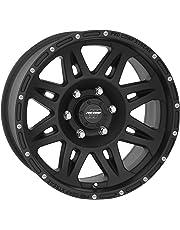 amazon wheels tires wheels automotive car truck suv Ford F-250 Diesel pro p series 05 torq matte black 17x8 6x5 5 19mm