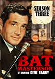 Bat Masterson: The Third Season - Digitally Remastered
