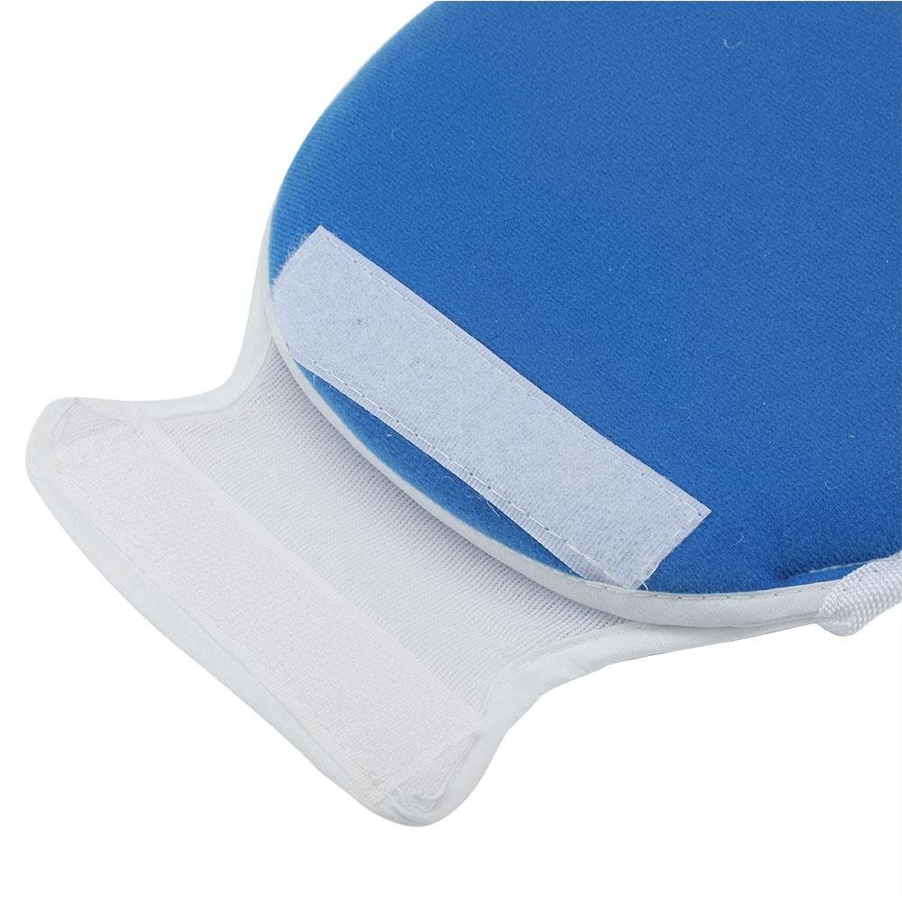 Prevent Accidental Extubation Pad Constrained Fixed Gloves Anti-pulling Gloves Anti-patient Self-injury Scratching Gloves Anti-scratch Plate Open Type Breathable Protective Gloves