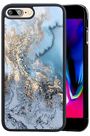 Amazon.com: Carcasa para iPhone 8 Plus, Suave TPU hule y PC ...