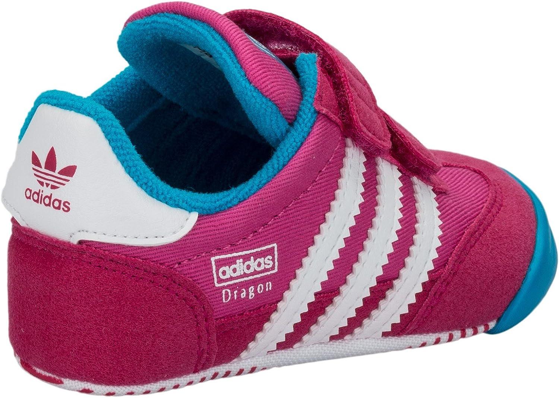 adidas Bébé Fille Originals Learn to Walk Dragon Baskets en
