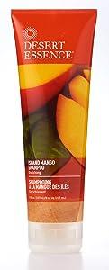 Desert Essence Island Mango Shampoo - 8 fl oz