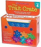 Scholastic Classroom Resources The Trait Crate, Grade 4 (SC968734)