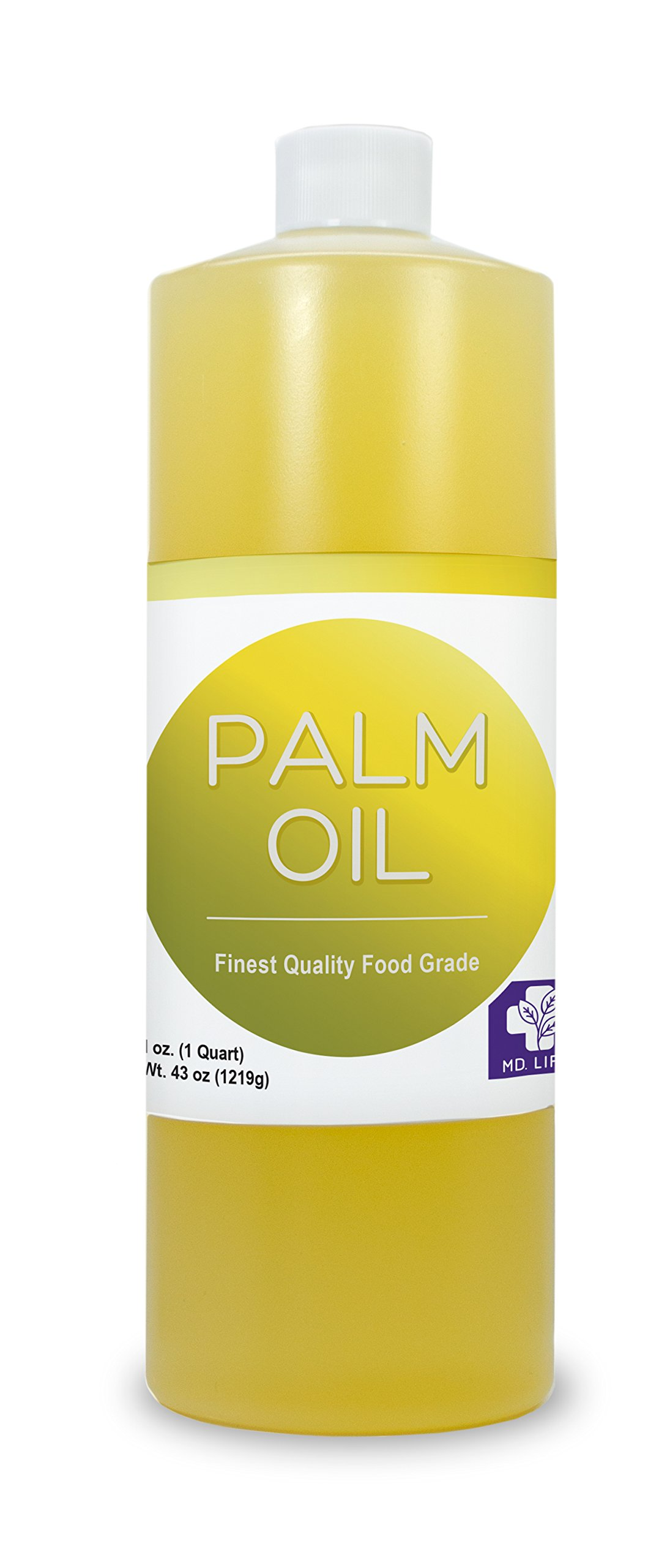 MD.LIFE PALM OIL - 32oz