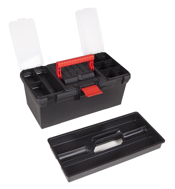 /Caisse /à outils avec organiseur de 40/cm 70581/ Black /& Decker BDST1