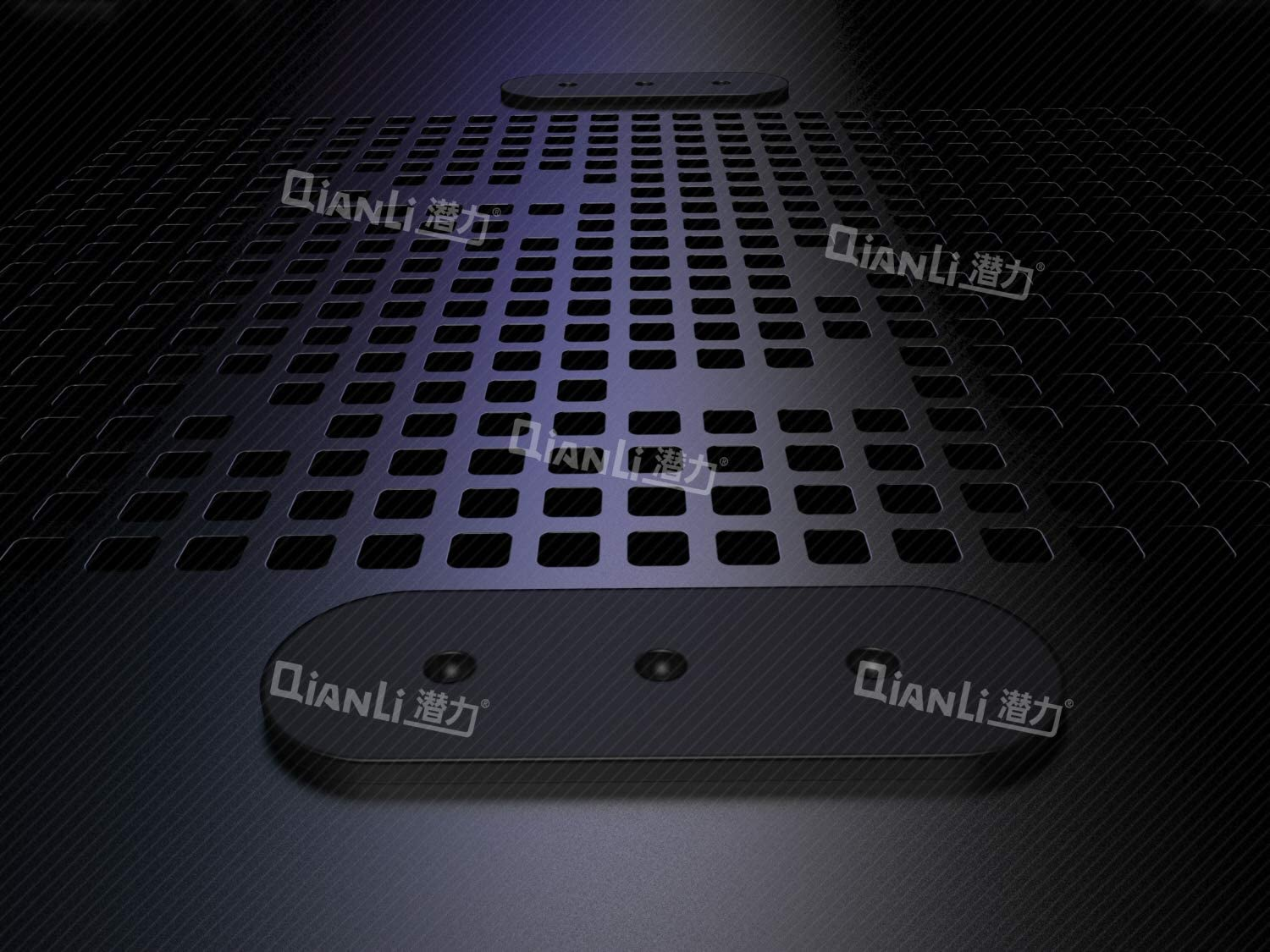 QianLi ToolPlus 3D iBlack Stencil for iPhone 5//5s Communication Base Band Module