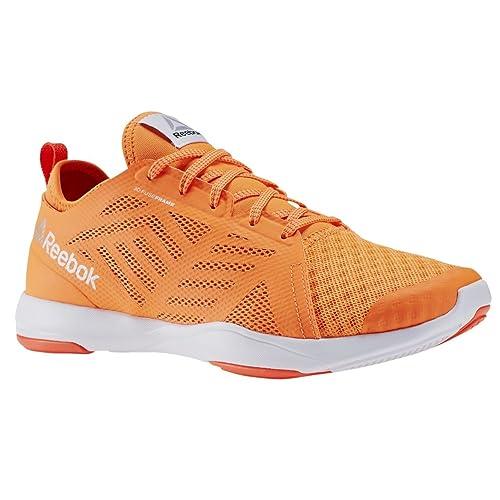 Reebok Women's Cardio Inspire Low 2.0 Sneakers Multicolour Size: 3 UK