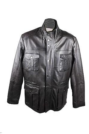 Zerimar Jacke Herren | Lederjacke Herren | Lederjacke für