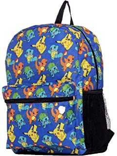 Amazon.com  FAB Pokemon Backpack Bag - Not Machine Specific  Toys ... 3011ea5b7372a