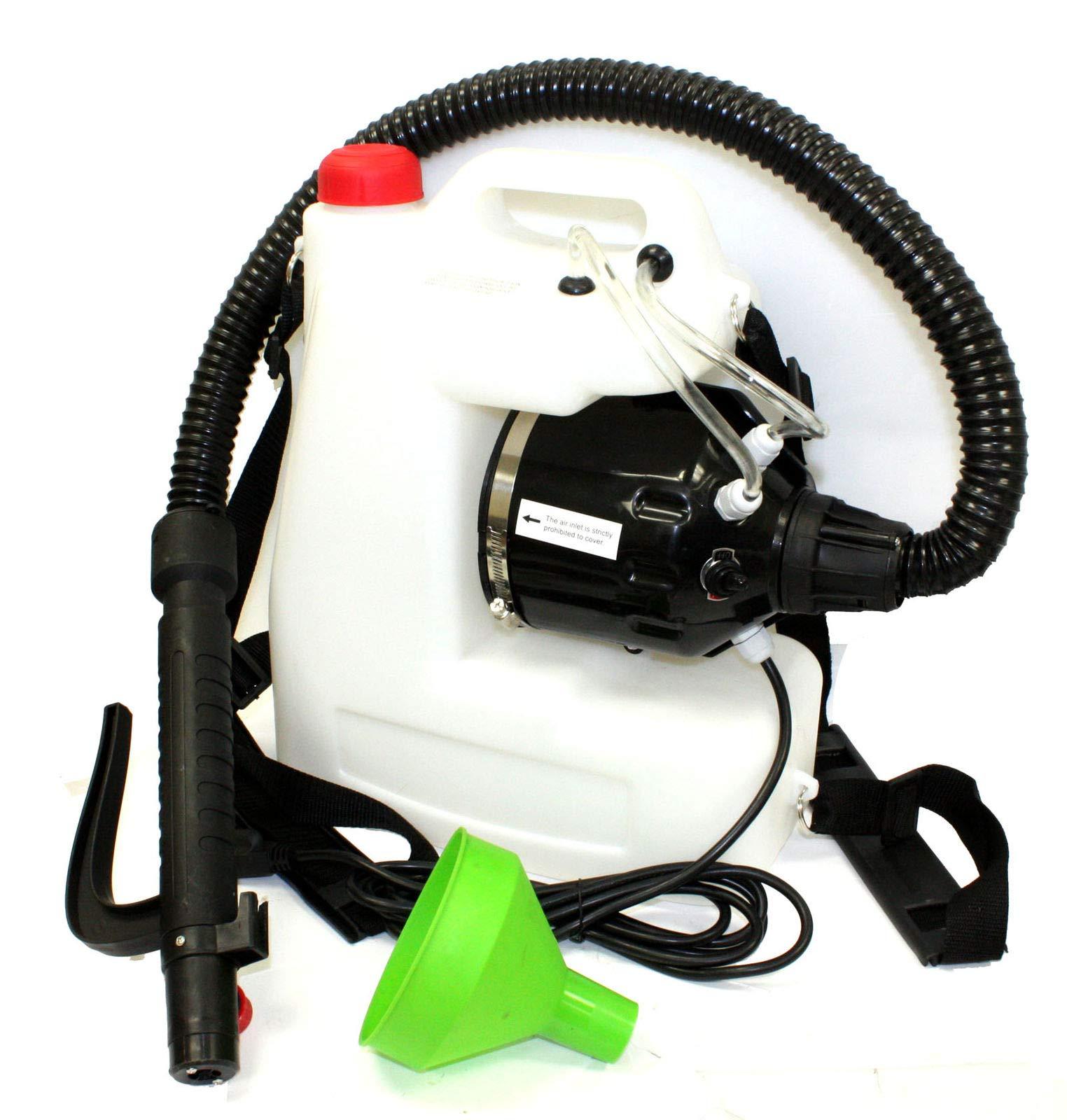 M2 Outlet 12L 1200W Electric ULV Mist Blower Sprayer Sanitation Disinfection Pest Control
