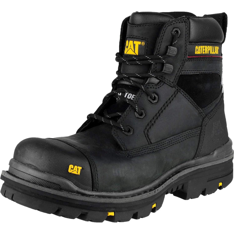 Zapatos de protecci/ón Unisex Cat Footwear Gravel 6 S3
