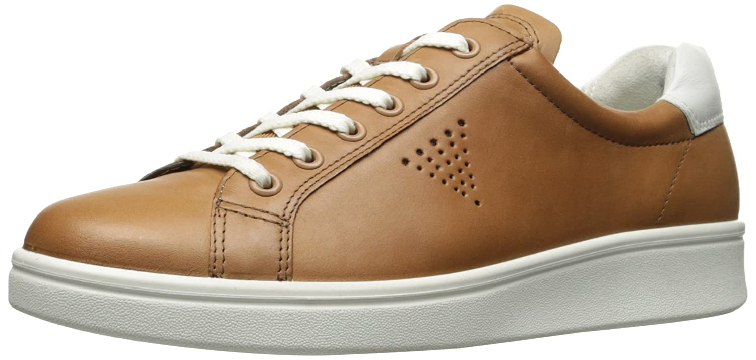 Ecco Soft 4, Sneakers Basses Basses 19938 Femme Marron Marron (Cashmere/White) 17633a1 - boatplans.space