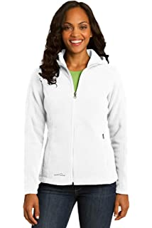 2dc33a48070 Eddie Bauer - Ladies Full-Zip Fleece Jacket at Amazon Women s Coats Shop