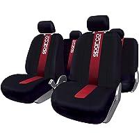 Sparco SPC101 Juego de fundas para asientos