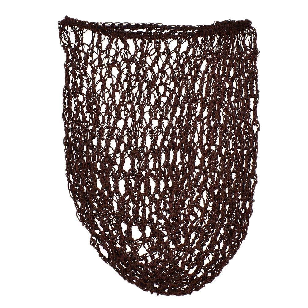Kesheng Filet pour Cheveux Chignon French Hair Net Coiffure Accessoire (Brun)