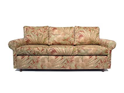Amazon.com: kingrattan.com Made in USA Hardwood Sofa Couch ...