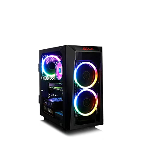 Amazon com: CLX Set with AMD Ryzen 7 3800X 3 9GHz, Radeon RX