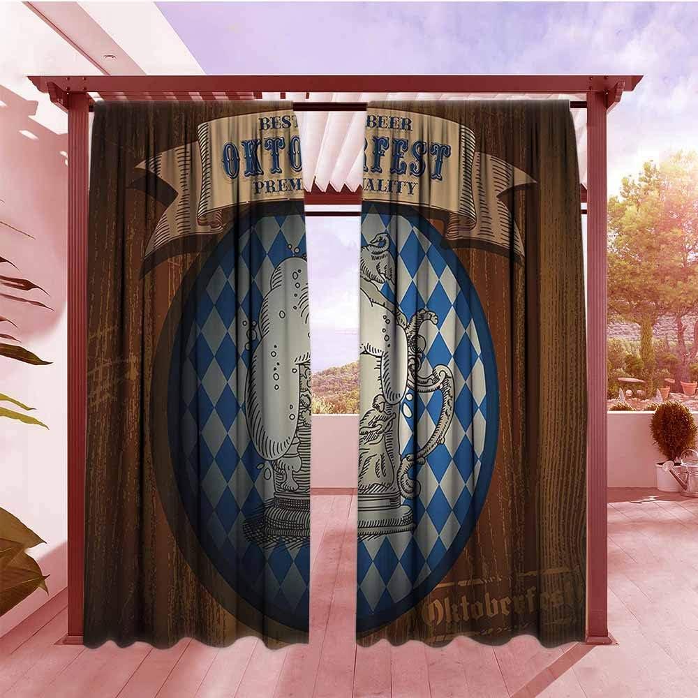 AndyTours - Cortina para puerta corredera, diseño de plumas, para ...