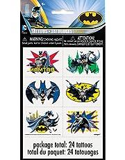 Batman Tattoos, 24ct