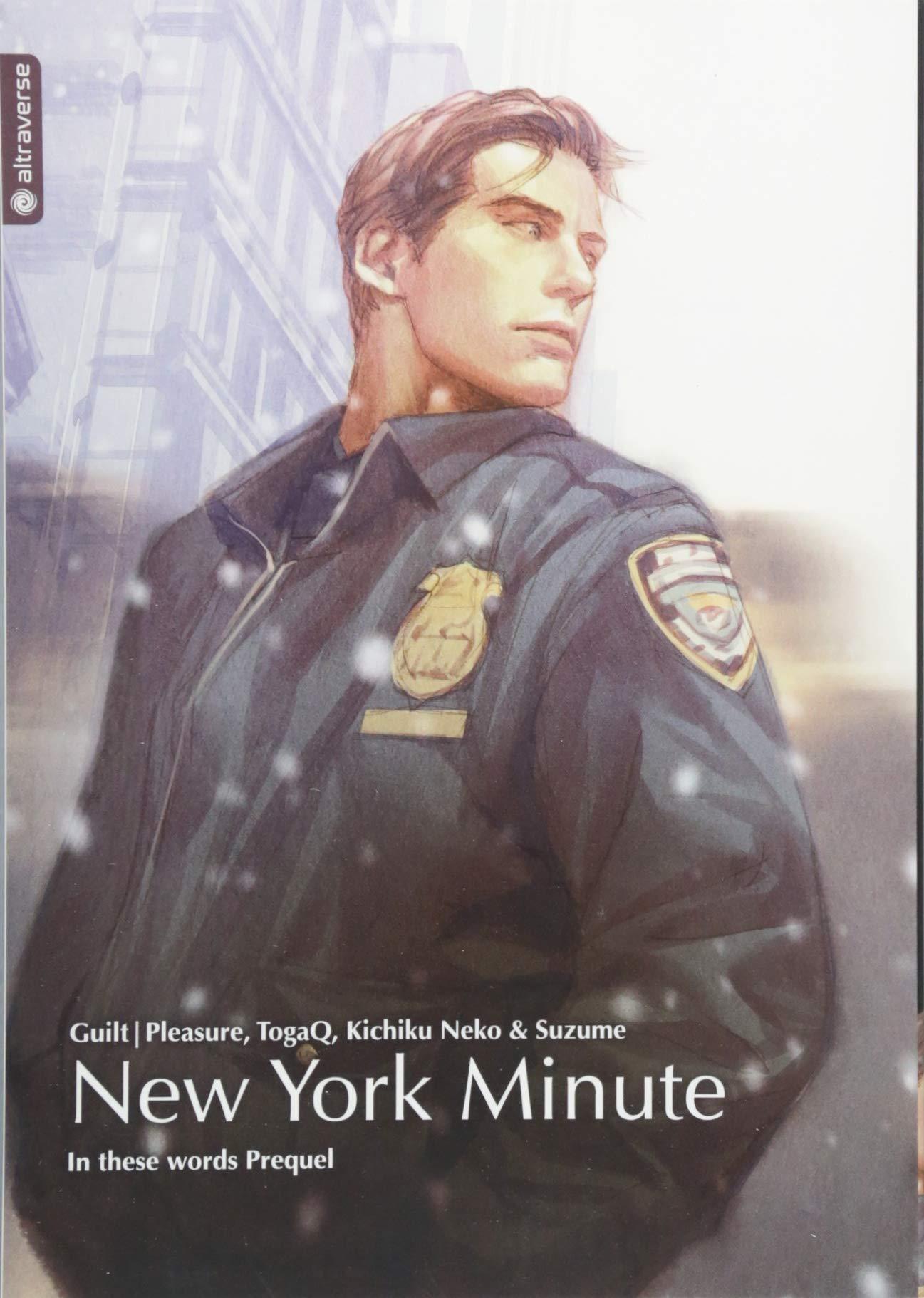 New York Minute Taschenbuch – 20. September 2018 TogaQ Kichiku Neko Altraverse GmbH 3963581840