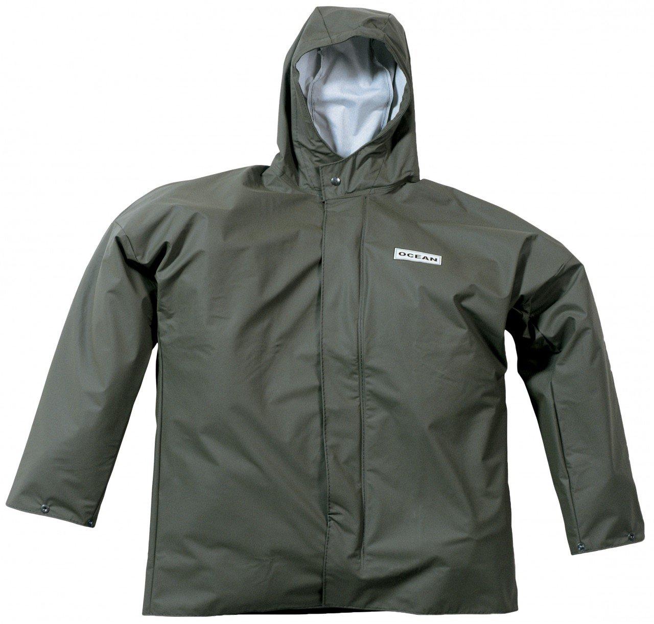 Ocean Rainwear Regenjacke Comfort Heavy, Heavy, Heavy, Farbe oliv, Größe XL B00QELN5MO Jacken Authentische Garantie 61f1f8