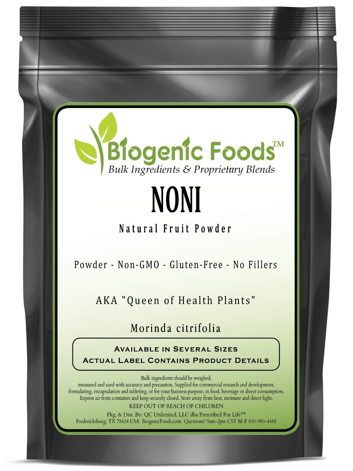 Noni - Natural Fruit Powder (Morinda citrifolia), 10 kg