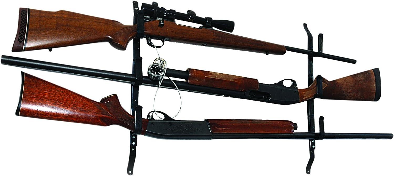 Allen trois Gun Verrouillage Support arme 18520 NOUVEAU