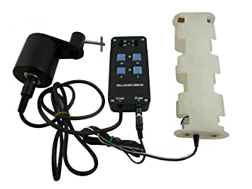 Quartz-controlled RA motor drive M4 with hand controller for Seben  telescopes with EQ3 or EQ2 mount