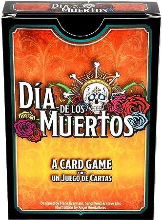 Ultra Pro UPE10050 Dia De Los Muertos Juego de Mesa: Amazon.es: Juguetes y juegos