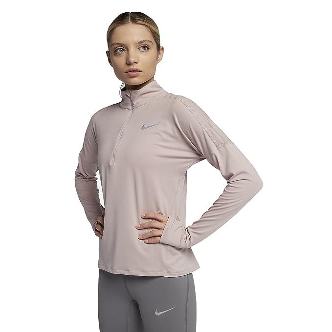 Amazon.com: Nike - Camiseta de manga larga para mujer con ...