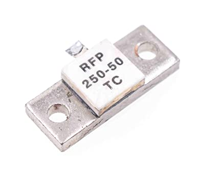 250 W 50 ohmios DC-3 GHz RF Terminación Microondas ...