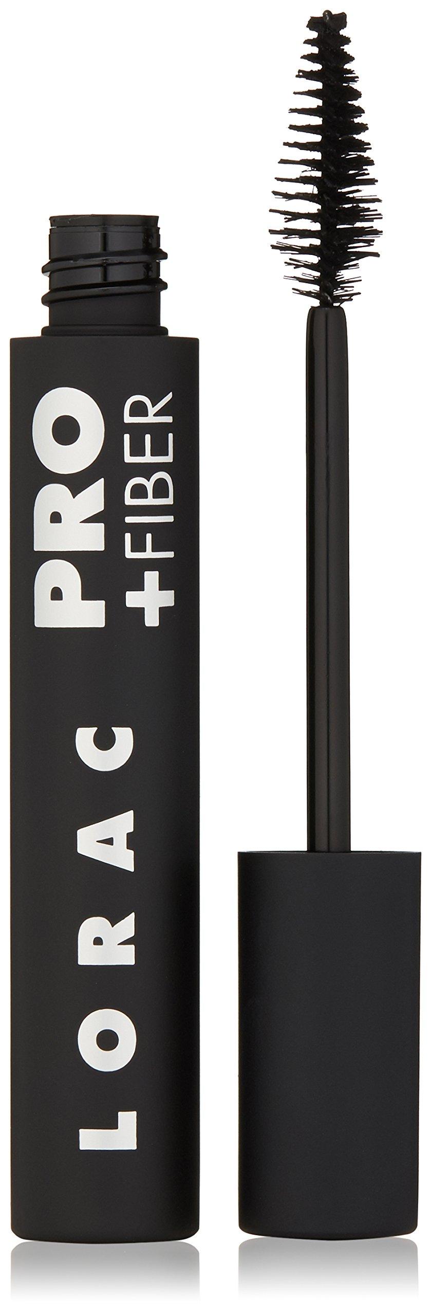 LORAC Pro Plus Fiber Mascara, Black
