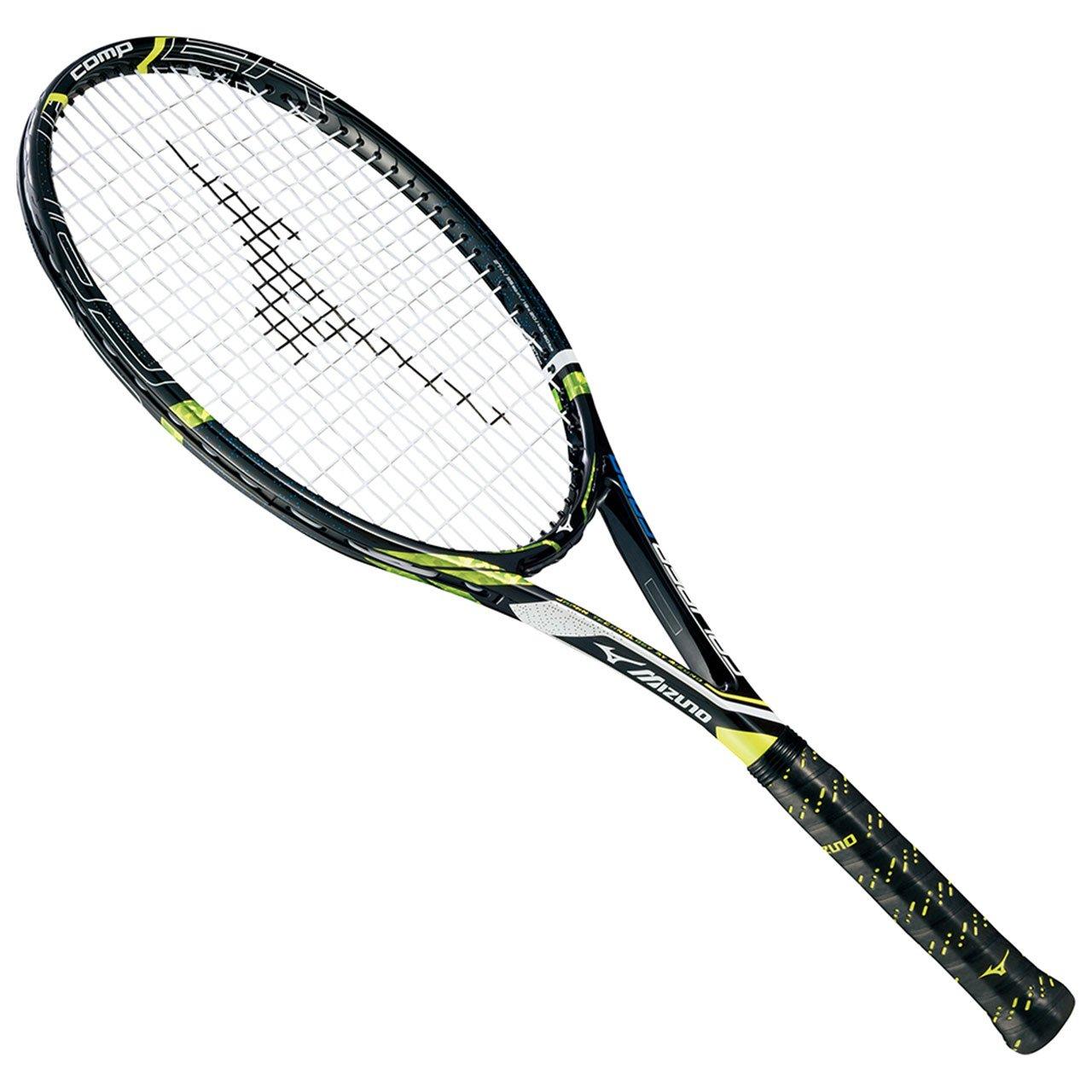 [ミズノ] 硬式テニス ラケット キャリバー コンプ 63JTH53009 ブラック 2 ブラック(09) B001J281JK
