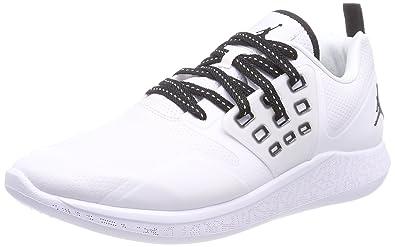 aae8a5d5f9d9 Nike Men s Jordan Lunar Grind Basketball Shoes  Amazon.co.uk  Shoes ...