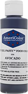 Americolor Soft Gel Paste Food Coloring 4.5 oz. - Avocado