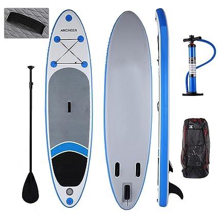 Amazon.com: Sholdnut – Tabla de surf de una sola capa para ...