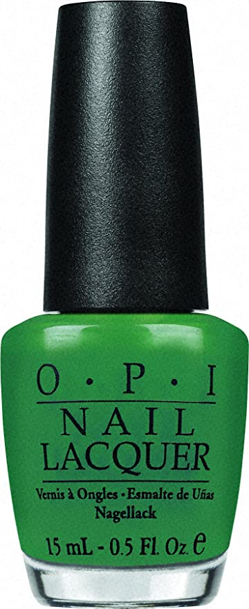 OPI - Esmalte de uñas Jade Is the New Black Hong Kong: Amazon.es ...