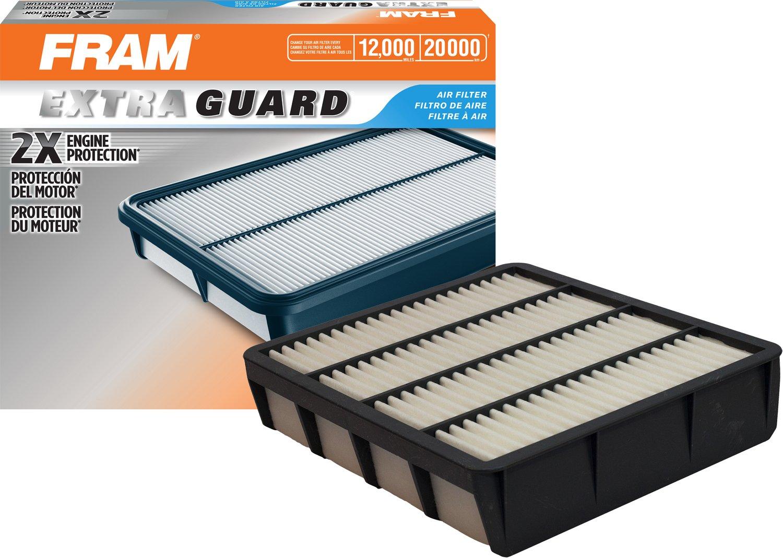 Fram Ca7626 Extra Guard Rigid Panel Air Filter Automotive 2001 Toyota 4runner Fuel Location