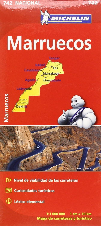 Mapa. Marruecos 11742 (15): Vv.Aa.: Amazon.es: Belleza